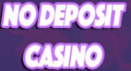 Free no Deposit Bonus